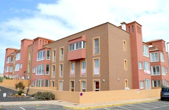 Calle Pardelas, Geafond, La Oliva