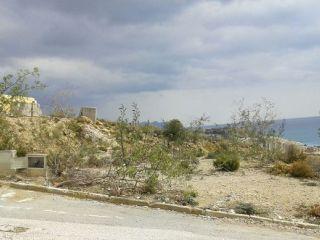 Terreno en venta en Villajoyosa de 808  m²