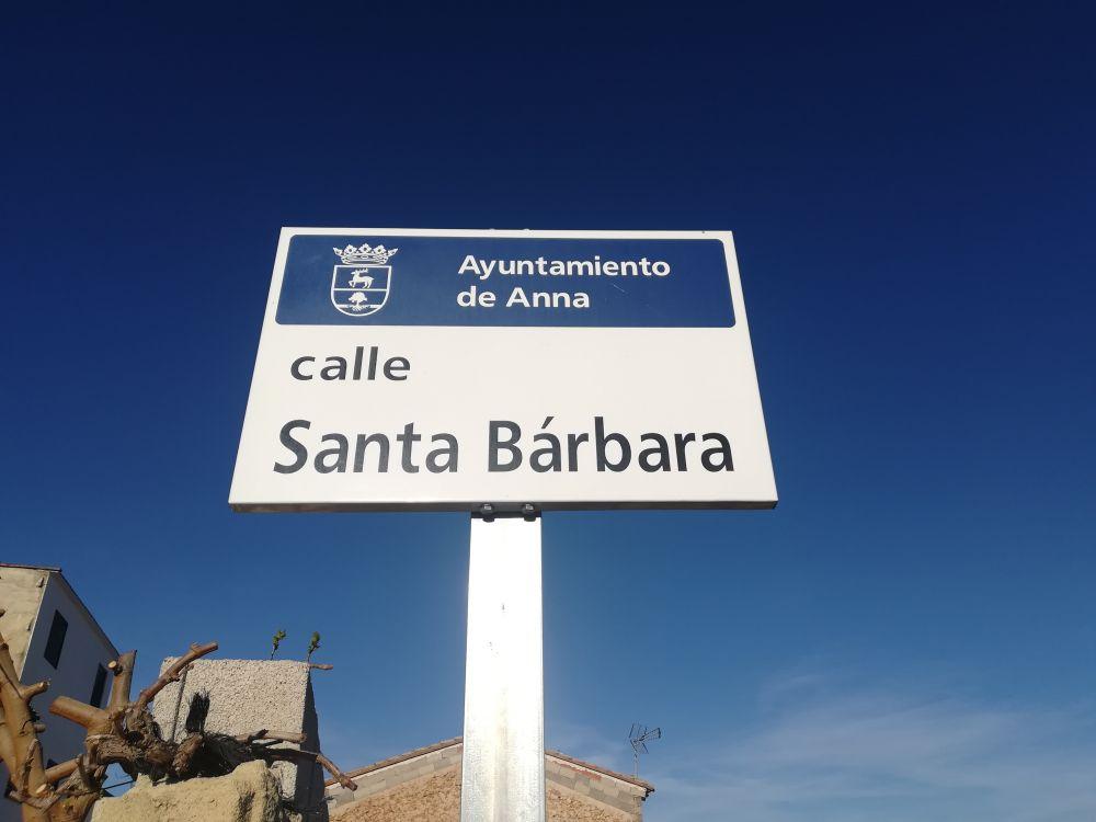 Terreno en Calle Santa Barbara, 2, Anna, Valencia