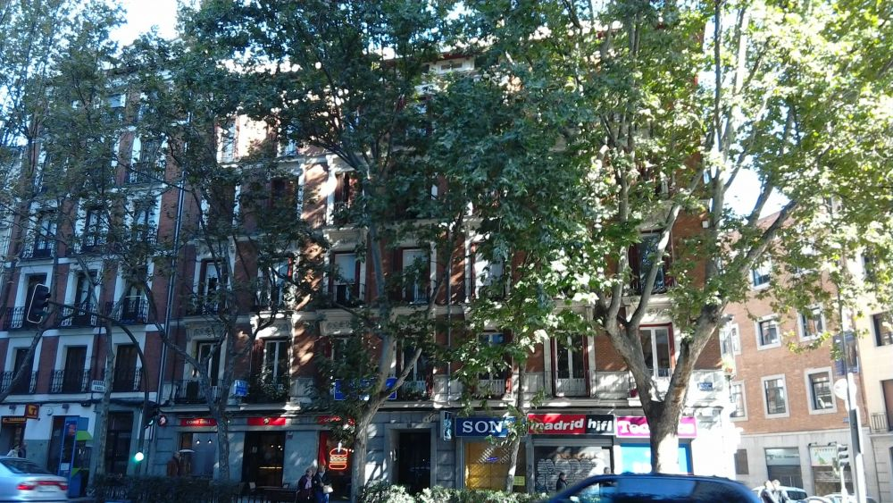 Vivienda en Madrid, Calle Princesa, número 26, 5ºF.