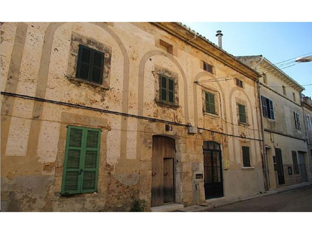 Casa rustica en venta en Sa Pobla
